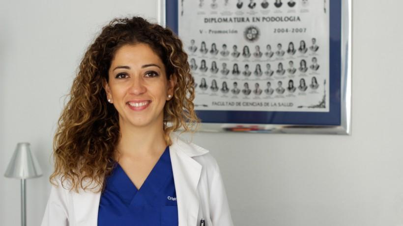 D.P. Cristina Hernández Martín